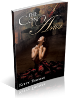 Blitz Sign-Up: The Con Artist by Kitty Thomas