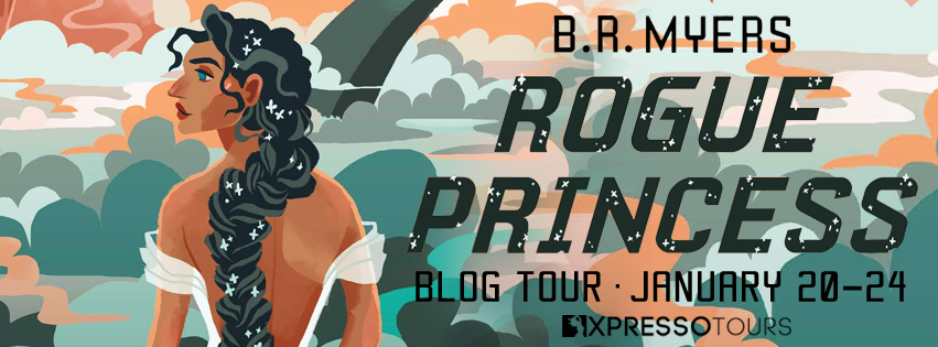 Blog Tour & Giveaway: Rogue Princess by B.R. Myers