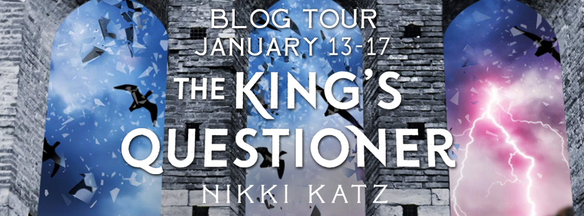 Blog Tour & Review: The King's Questioner by Nikki Katz