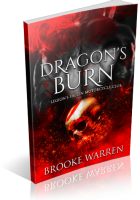 Blitz Sign-Up: Dragon's Burn by Brooke Warren