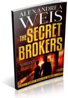 Tour: The Secret Brokers by Alexandrea Weis
