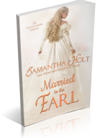 Blitz Sign-Up: Married to the Earl by Samantha Holt