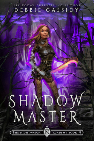 {Excerpt+Giveaway} Shadow Master by Debbie Cassidy