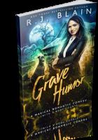 Tour: Grave Humor by R.J. Blain