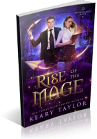 Blitz Sign-Up: Rise of the Mage by Keary Taylor