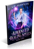 Blitz Sign-Up: Advanced Healing Spells by L.C. Mawson