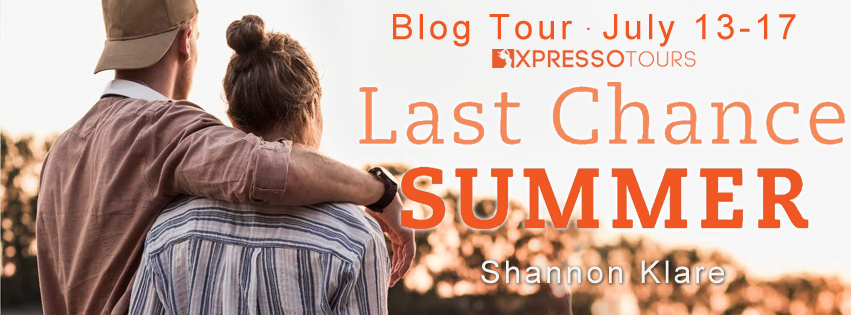 Blog Tour & Giveaway: Last Chance Summer by Shannon Klare