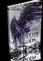 Blitz Sign-Up: The Hollow Gods by A.J. Vrana