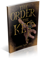 Tour: The Order of the Key by Justine Manzano