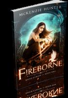 Blitz Sign-Up: Fireborne by McKenzie Hunter