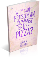 Blitz Sign-Up: Why Can't Freshman Summer Be Like Pizza? by Andy V. Roamer