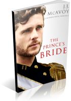Blitz Sign-Up: The Prince's Bride by J.J. McAvoy