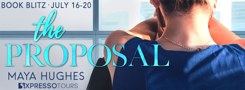 Release Blitz with Giveaway:  The Proposal (Cupcakes and Cocktails #1) by Maya Hughes