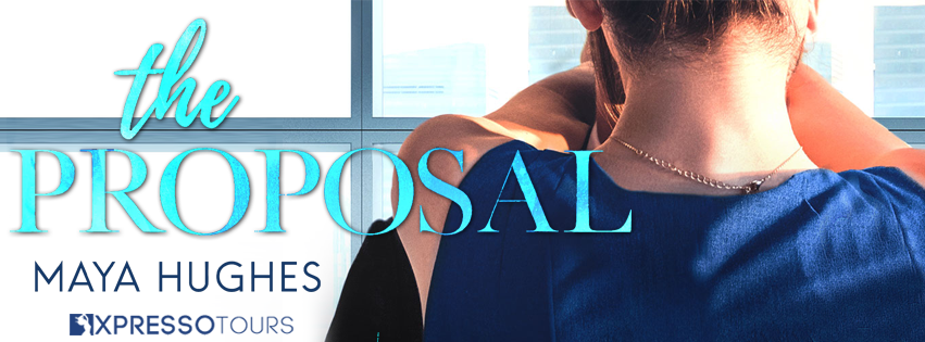 Cover Reveal: The Proposal (Cupcakes and Cocktails #1) by Maya Hughes