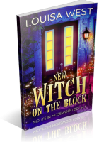 Blitz Sign-Up: New Witch on the Block by Louisa West