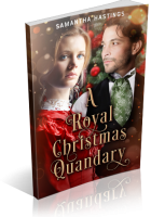 Tour: A Royal Christmas Quandary by Samantha Hastings