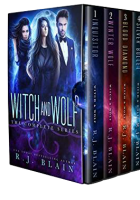 Blitz Sign-Up: Witch & Wolf: The Complete Series by R.J. Blain