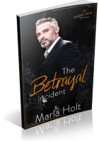 Blitz Sign-Up: The Betrayal Incident by Marla Holt