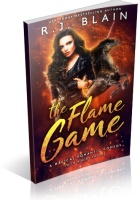 Blitz Sign-Up: The Flame Game by R.J. Blain