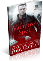 Blitz Sign-Up: A Vampire's Spell by Marie-Claude Bourque