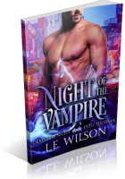 Blitz Sign-Up: Night of the Vampire by L.E. Wilson