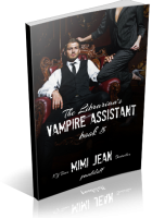 Blitz Sign-Up: The Librarian's Vampire Assistant by Mimi Jean Pamfiloff
