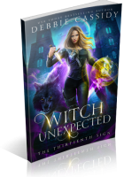 Blitz Sign-Up: Witch Unexpected by Debbie Cassidy