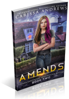 Tour Sign-Up: Amends: A Psychic Mystery Series by Carissa Andrews
