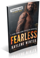 Tour: Fearless by Kaylene Winter