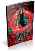 Blitz Sign-Up: The Haunting of Solomon House by Marnie Vinge