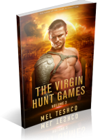 Blitz Sign-Up: The Virgin Hunt Games, Volume 2 by Mel Teshco
