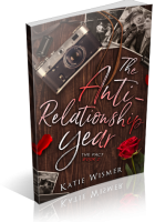 Blitz Sign-Up: The Anti-Relationship Year by Katie Wismer