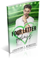 Blitz Sign-Up: Four Letter Feelings by Lasairiona E. McMaster
