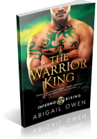 Blitz Sign-Up: The Warrior King by Abigail Owen
