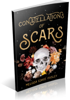Tour: Constellations of Scars by Melissa Eskue Ousley