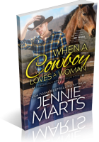 Blitz Sign-Up: When a Cowboy Loves a Woman by Jennie Marts