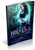 Blitz Sign-Up: Savage Wolves and Dangerous Deals by Danielle Annett