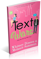 Blitz Sign-Up: Text Wars by Whitney Dineen & Melanie Summers