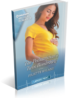 Tour Sign-Up: The Pediatrician's Twin Bombshell by Juliette Hyland