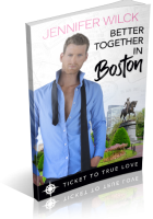 Blitz Sign-Up: Better Together in Boston by Jennifer Wilck