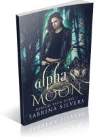 Blitz Sign-Up: Alpha's Moon by Sabrina Silvers