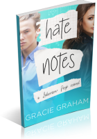 Blitz Sign-Up: Hate Notes by Gracie Graham