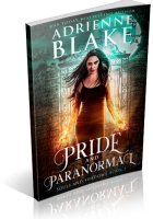 Blitz Sign-Up: Pride and Paranormal by Adrienne Blake