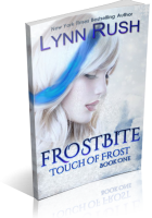 Blitz Sign-Up: Frostbite by Lynn Rush