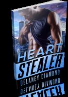 Blitz Sign-Up: Heart Stealer by Delaney Diamond