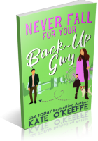 Blitz Sign-Up: Never Fall for Your Back-Up Guy by Kate O'Keeffe