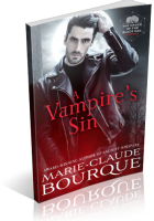 Blitz Sign-Up: A Vampire's Sin by Marie-Claude Bourque