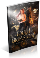 Blitz Sign-Up: A Touch of Brimstone by McKenzie Hunter