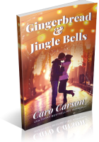 Blitz Sign-Up: Gingerbread & Jingle Bells by Caro Carson
