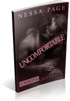 Blitz Sign-Up: Uncomfortable by Nessa Page